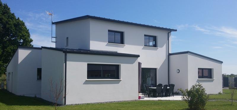 Projet maison neuve latest chalonnes sur loire programme for Maison neuve projet